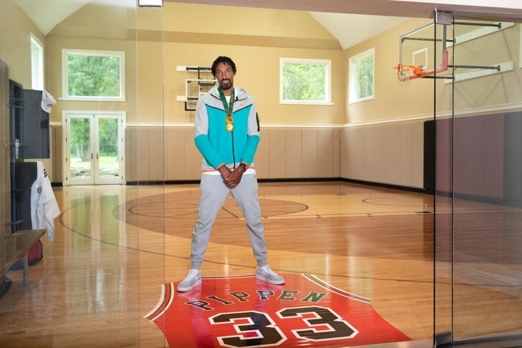 Scottie Pippen Chicago Home