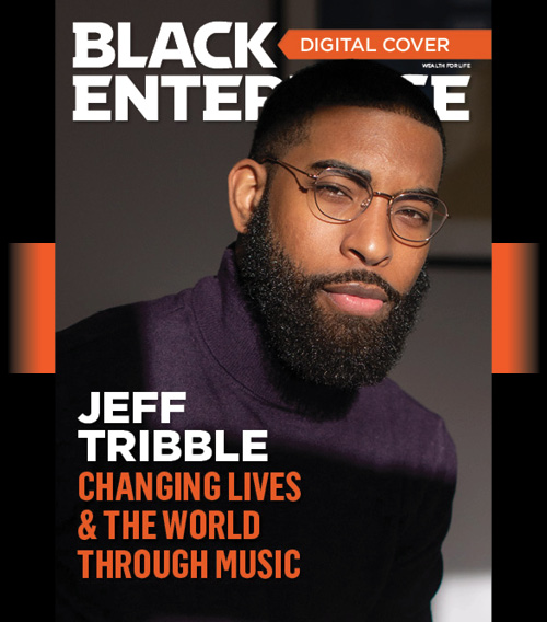 Jeff Tribble Jr. Is Changing Lives And The World Through Music