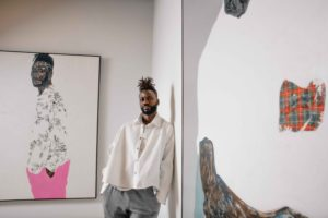 Making Intergalactic History: A Black Man's Art Will Blast Off Into Outer Space