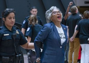 'Good Trouble': Black Caucus Chair Joyce Beatty Arrested During Voting Rights Protest