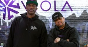 Allen Iverson Joins Al Harrington's Cannabis Company 'To Change The Game'