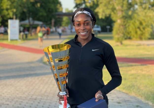 Elaine Thompson-Herah, Griffith-Joyner,Jamaica, Olympics, track, win,victory