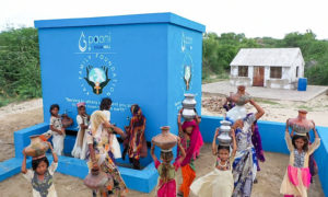 Kyrie Irving Makes a Slam Dunk; Helps to Bring Clean Water to a Pakistani Village