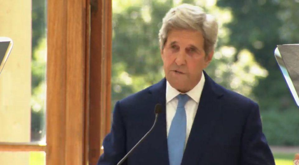 John Kerry Climate Change