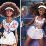 Naomi Osaka Barbie Doll