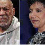 Bill Cosby and Phylicia Rashad