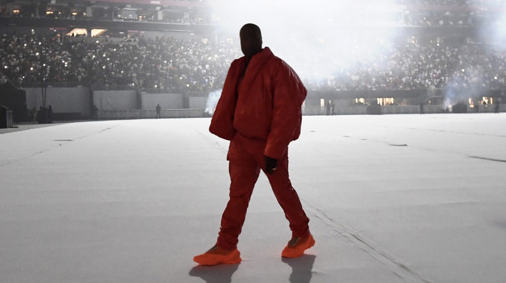 """Black Twitter Loses It After Air From Kanye West's """"DONDA"""" Listening Party Listed For $3,000"""