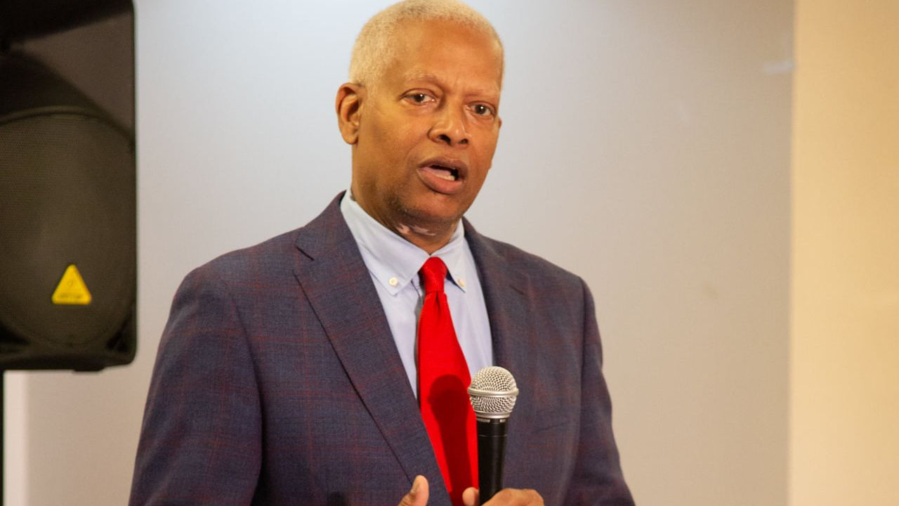 Georgia Congressman Hank Johnson Arrested While Protesting for Voting Rights in D.C.
