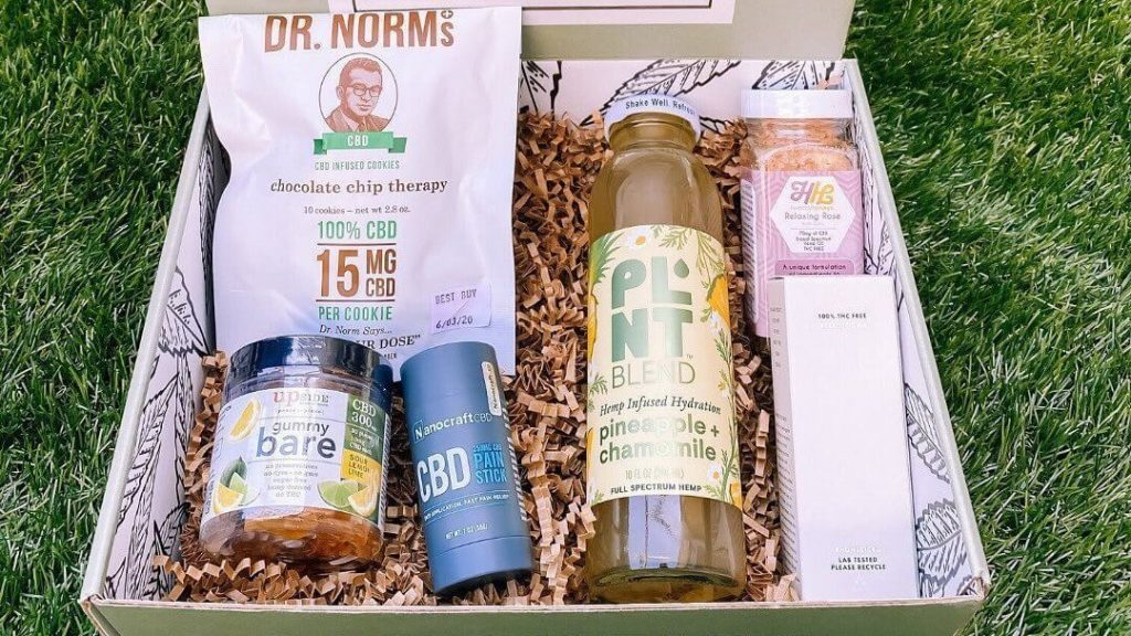 Meet The Business Owners Behind the Curated CBD Subscription Box Service Cure Crate