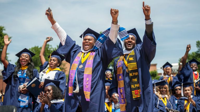 Major Companies Are Recruiting Graduates from HBCUs More Than Ever