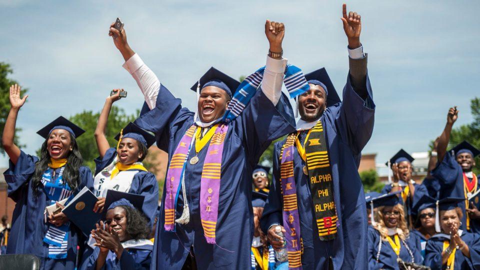 HBCU grads