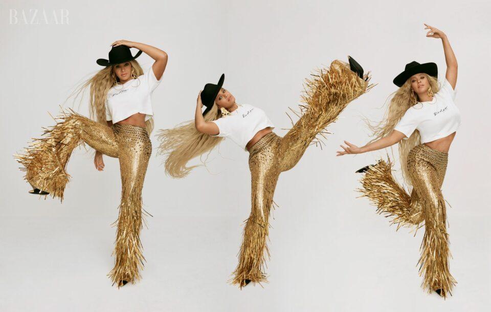 Beyonce (Photo Harper's Baazar)