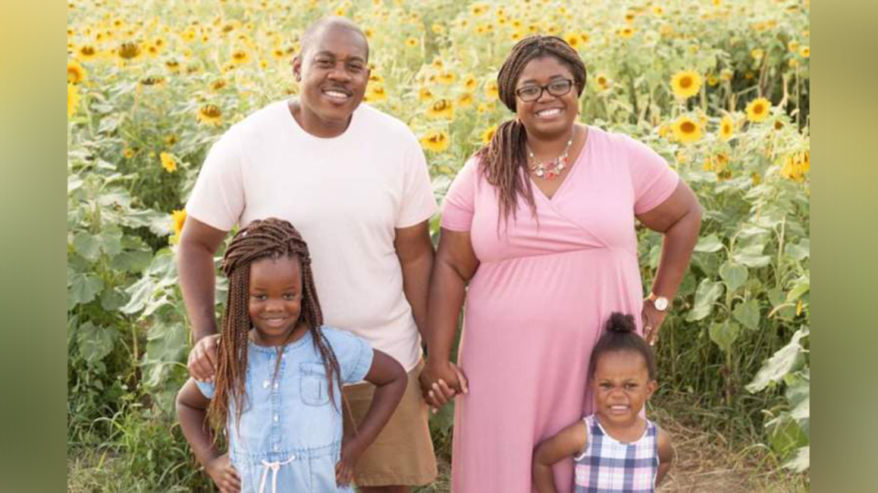 Erica Parker and Family (Photo Erica Parker)
