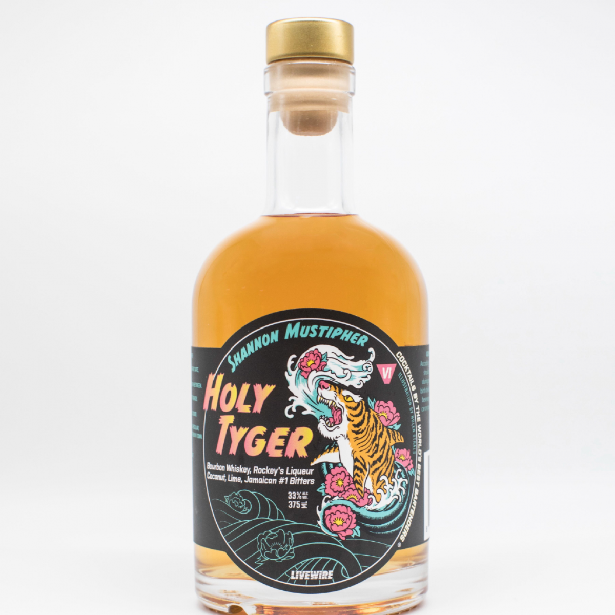 Holy Tiger Cocktail