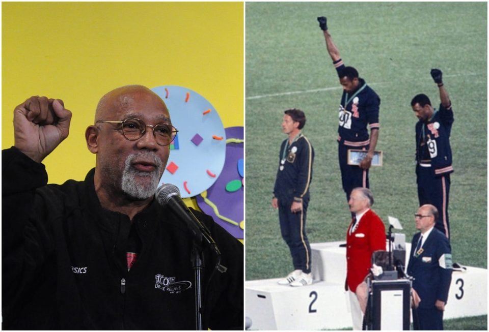 John Carlos Olympics