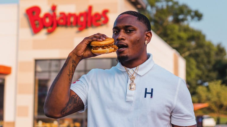 Ky'Wuan Dukes, Wide Receiver at Johnson C. Smith University, Becomes First HBCU Athlete to Sign Endorsement Deal