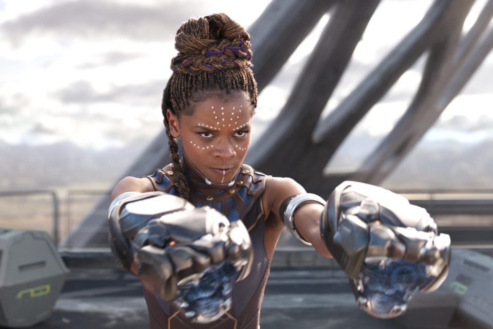 Letitia Wright (Black Panther)