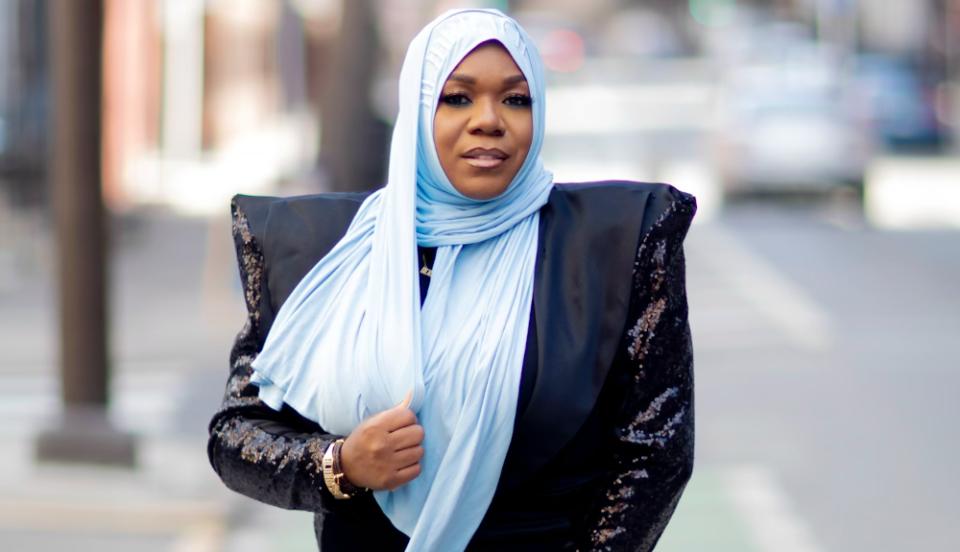 Niddarah Winters, muslim fashion, entrepreneurship, fashion, hijabified clothing