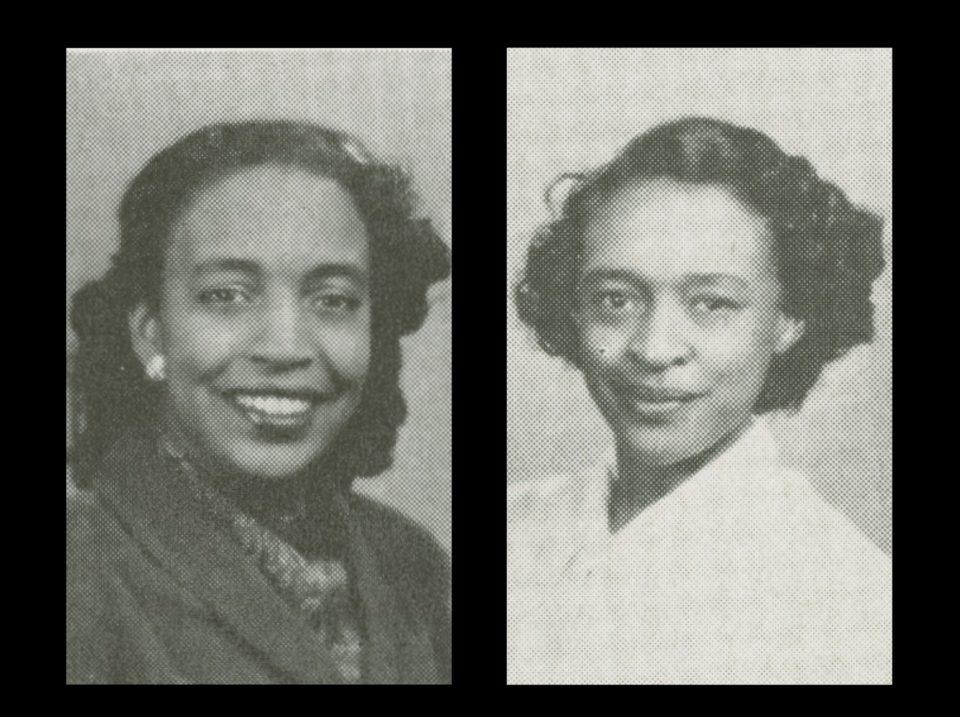 Winifred Parker, Frieda Parker, Purdue University