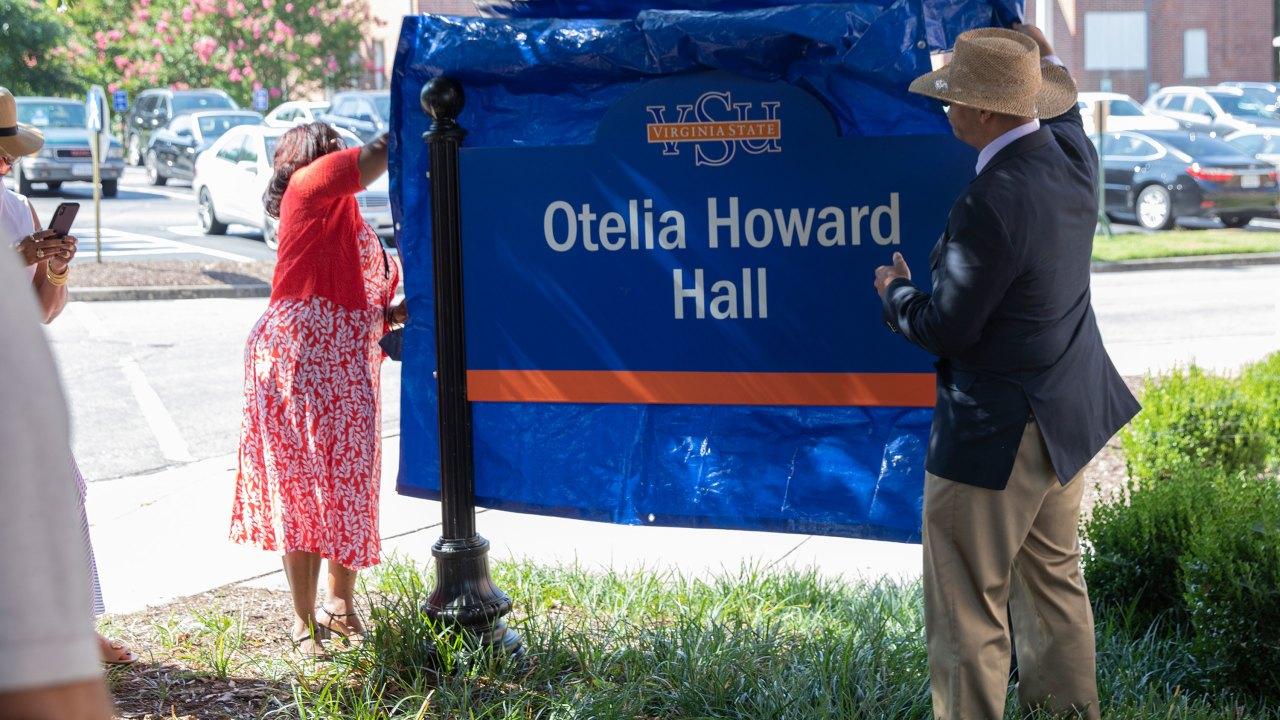 Otelia Howard Hall