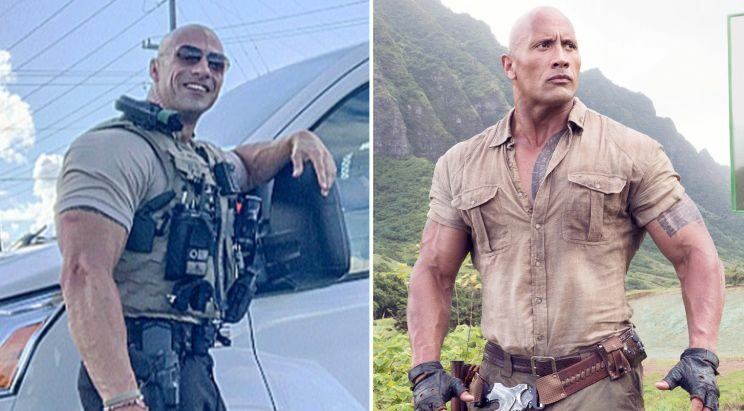 """Meet The Alabama Deputy Constantly Mistaken For """"The Rock"""""""