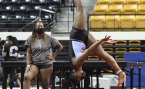 Grambling University, BGDG, Black Girls Do Gymnastics, gymnastics, gymnasts