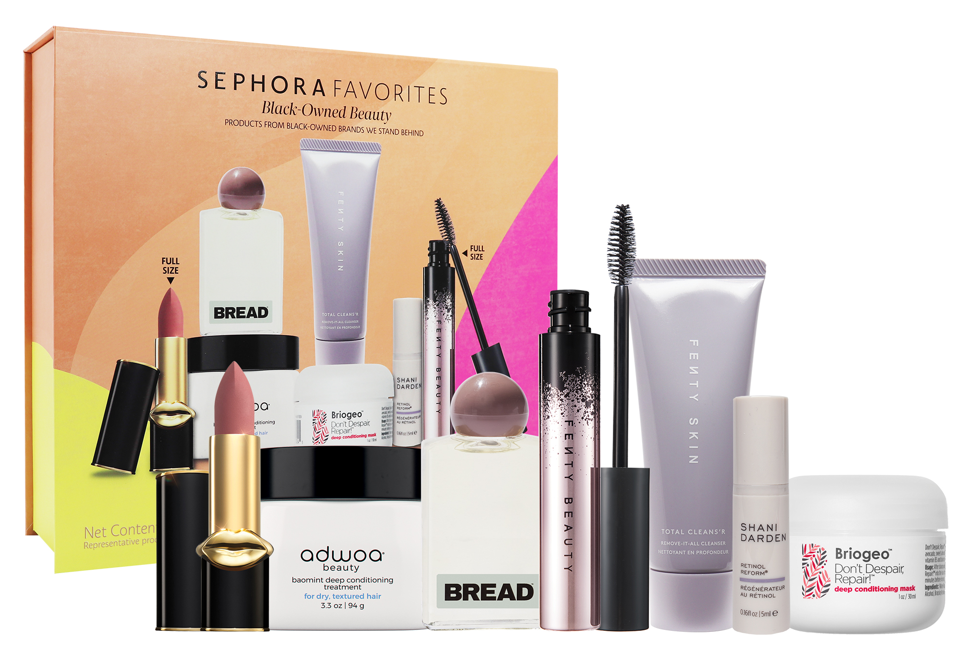 Sephora, black-owned businesses