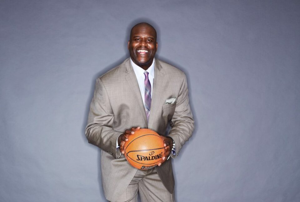 Shaquille O'Neal (Courtesy Turner Sports)