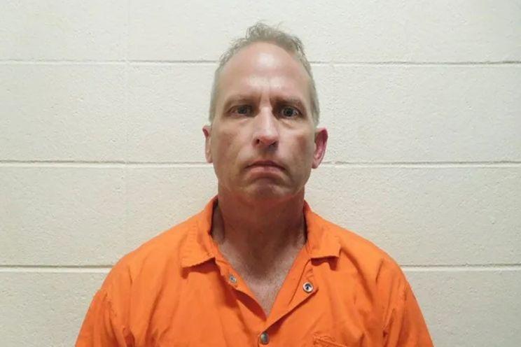 DEA Agent Chad Allan Scott