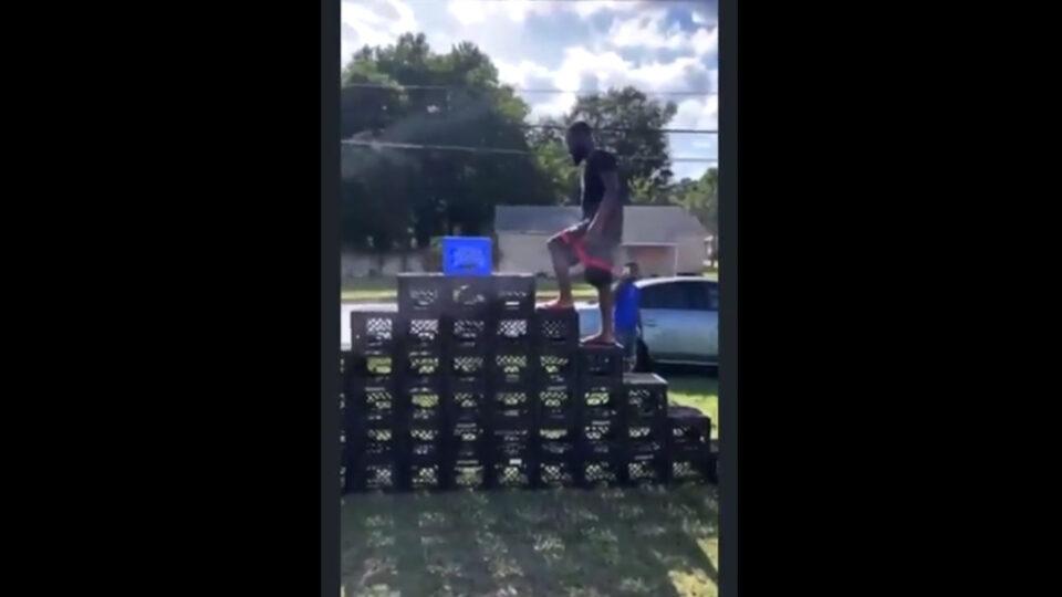 Crate Challenge Death