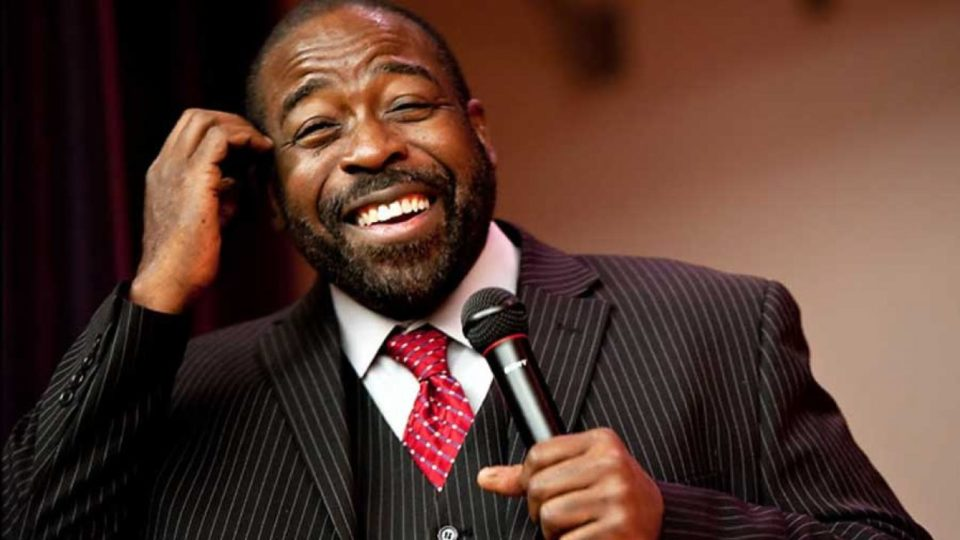 Les Brown, motivational, speakers, Hungry for Greatness Live