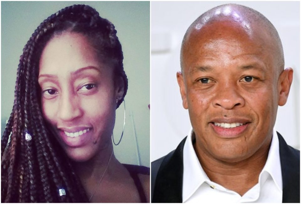 Dr. Dre and Daughter LaTanya Young (Twitter)