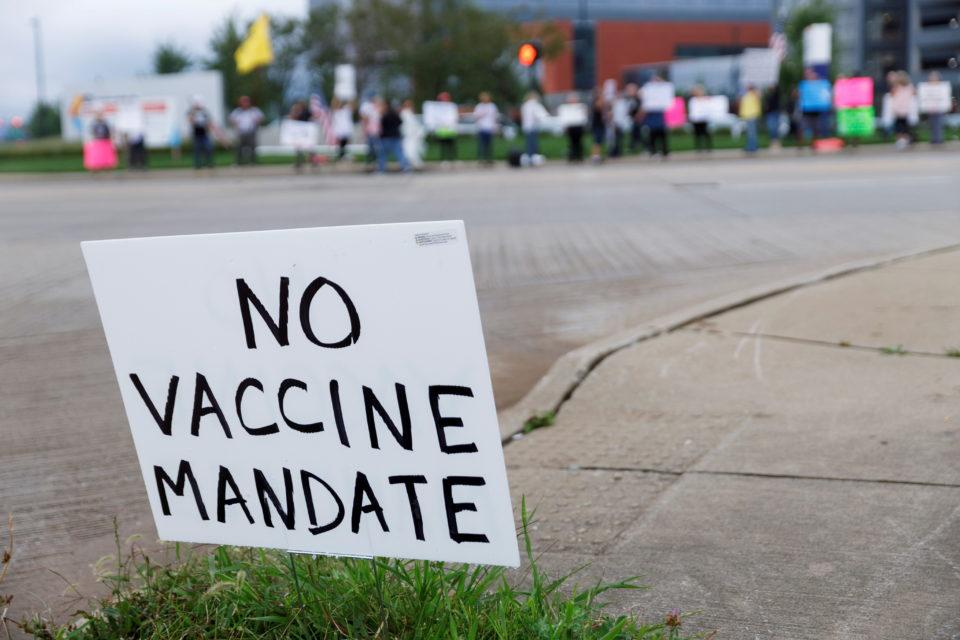 Biden Mask, Vaccine Mandates