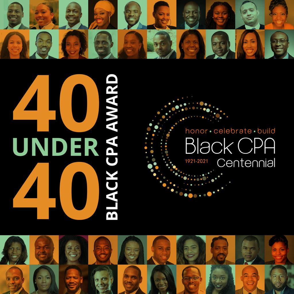 40 Under 40 Black CPAs