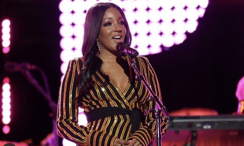 Country Music Star Mickey Guyton Opens Up About Running Away From Her Blackness