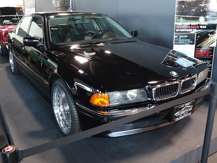 The BMW Tupac Shakur Was Shot In 25 Years Ago Is Up For Sale For Nearly M