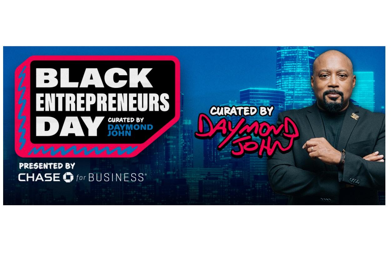 Daymond John BlackEntrepreneursDay 2.
