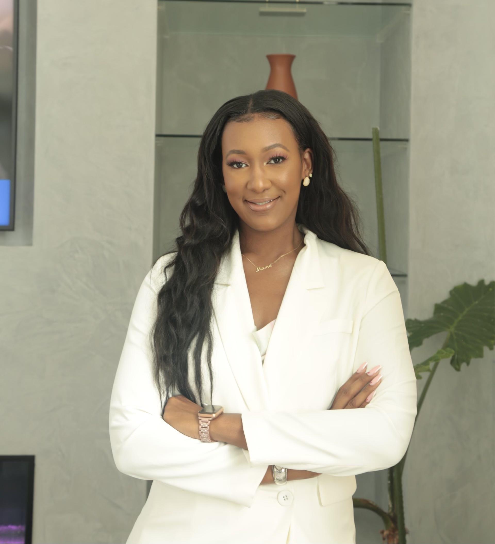 Ellie Diop powerhouse