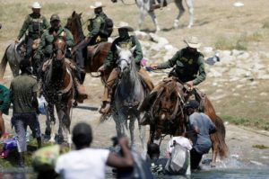 DHS To Investigate Images Of Agents Threatening Haitians On Horseback After Backlash
