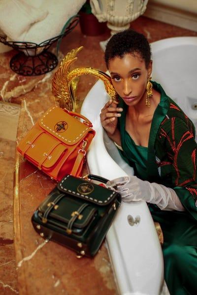 Hogoè Kpessou handbags