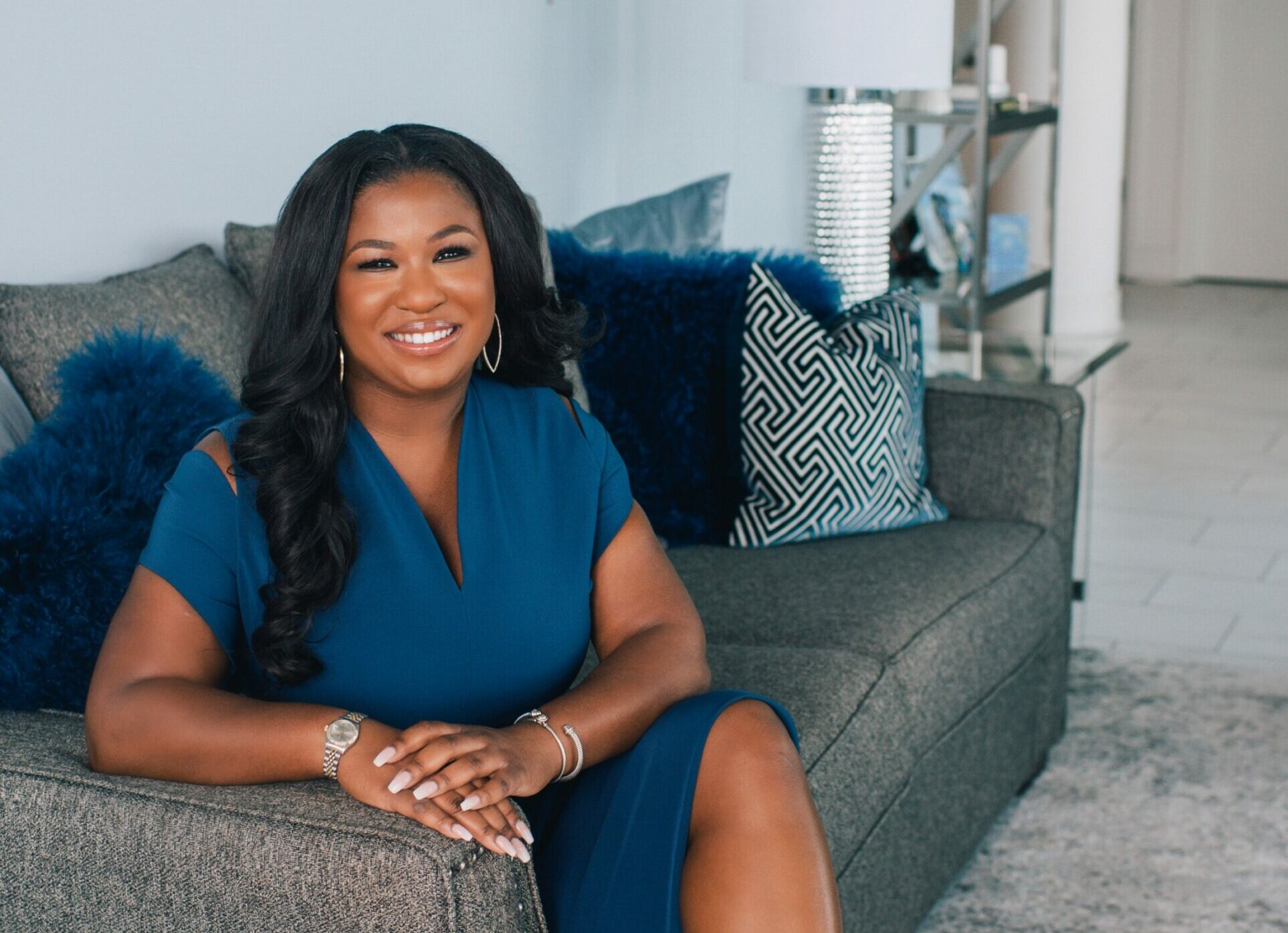 Meet the Woman Who Built a 7-Figure Black-owned Public Relations Firm In Less Than 4 Years