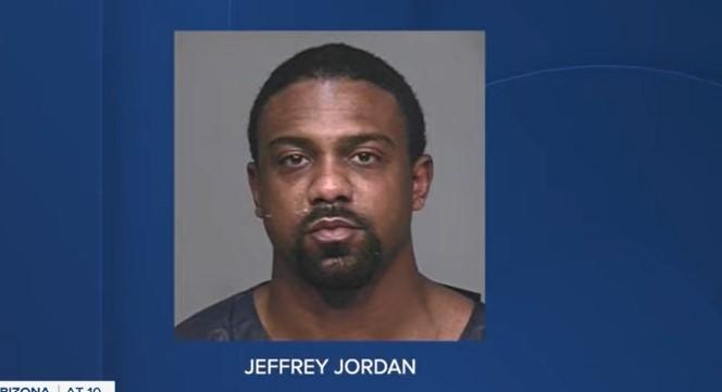 Michael Jordan's Son Jeffrey Arrested in Arizona for Allegedly Assaulting Hospital Employee