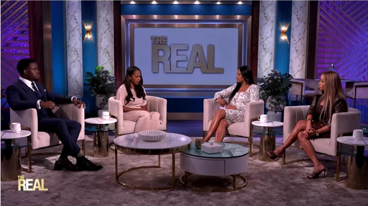 Nicki Minaj's Husband's Rape Victim Breaks Her Silence on 'The Real', Says a ,000 Bounty Was Placed On Her Head