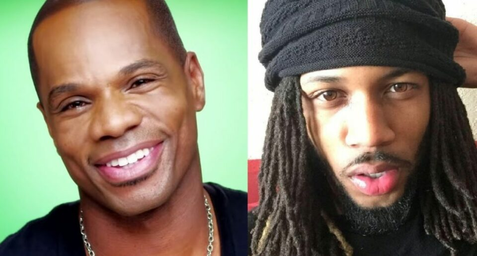 Kirk Franklin and Son Kerrion (Twitter)