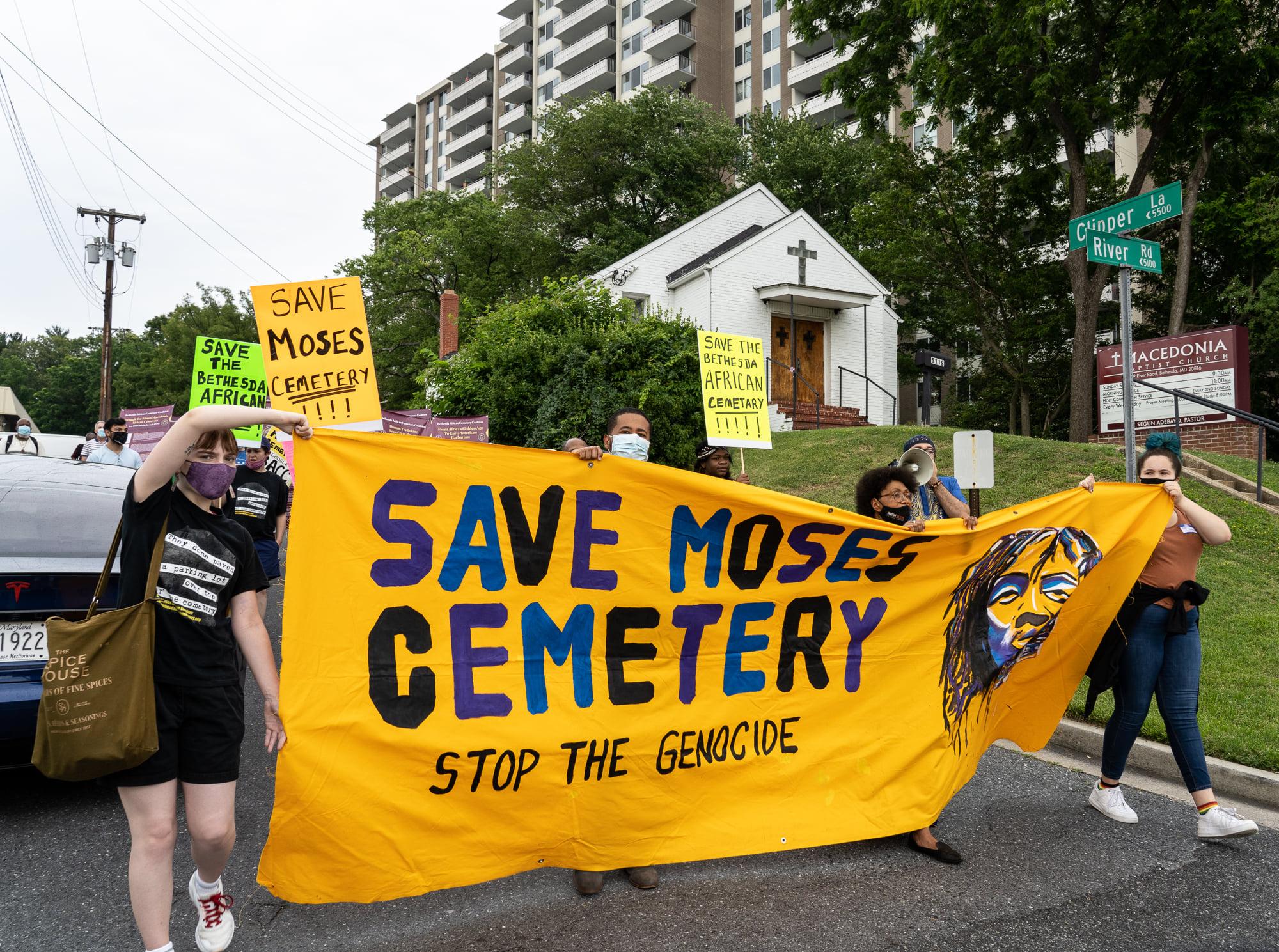 Maryland Judge Halts Sale Of Apt. Complex Due To Black Cemetery