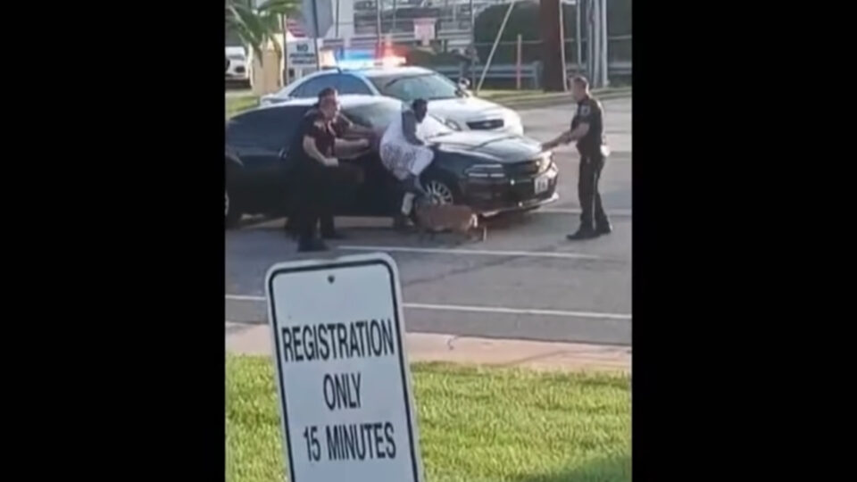 Missouri Police Dog Attack