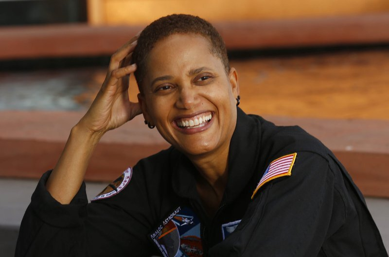 SpaceX Makes History With First Black Woman, Geoscientist to Pilot a Spacecraft