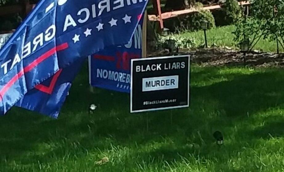 Black Liars Murder