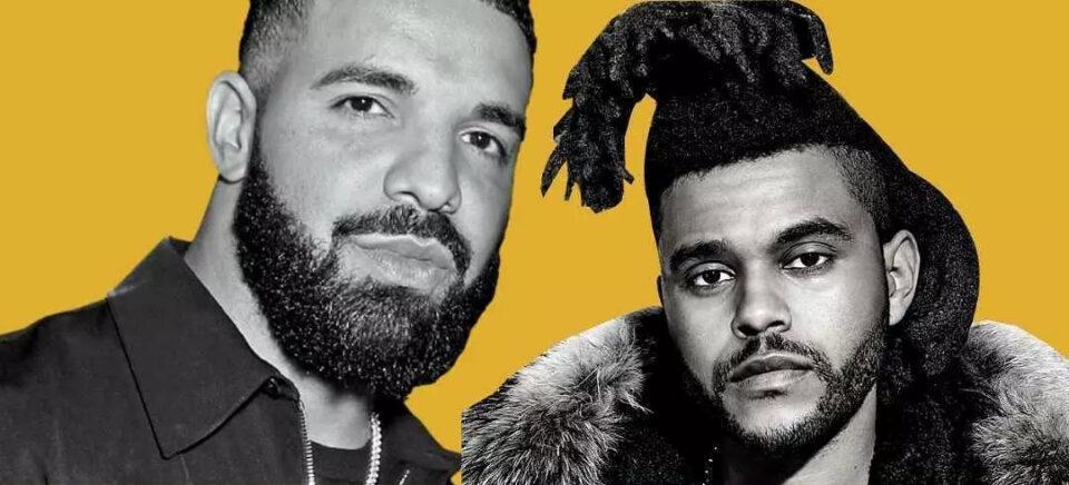 Drake The Weeknd
