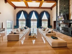 Shaq's $16M Florida Mansion Gets Makeover, New Agent To Help Attract Buyers